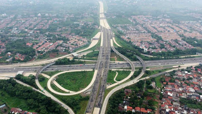 5 Ruas Tol Ini Akan Segera Beroperasi Tunggu Diresmikan Jokowi