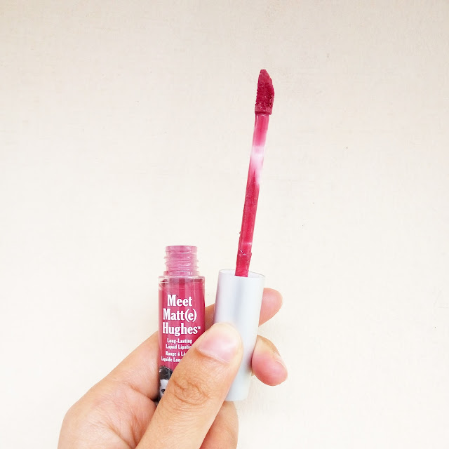 New shades of theBalm Meet Matt(e) Hughes Liquid Lipstick
