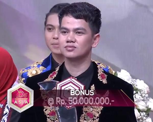Juara 1 Dangdut academy asia 5 DAA5