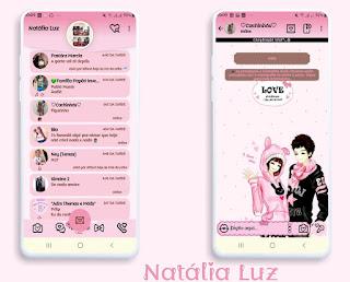 Caupal Love Theme For YOWhatsApp & Fouad WhatsApp By Natalia Luz