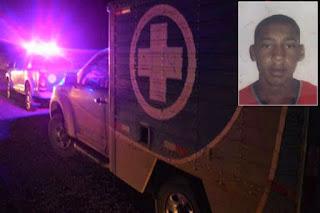 Jovem de 26 anos é assassinado a tiros na zona rural de Piatã