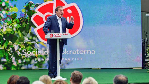 Lofven om do haveriet upprorande
