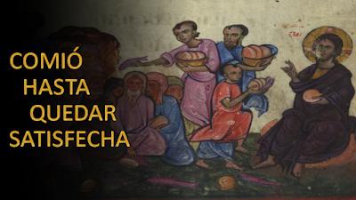 Evangelio según san Marcos (8, 1-10): La gente comió hasta quedar satisfecha