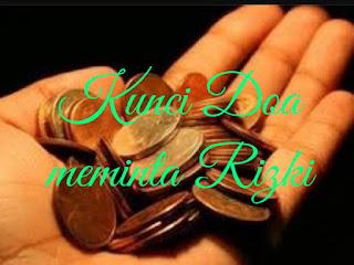 Kunci Doa meminta Rizki