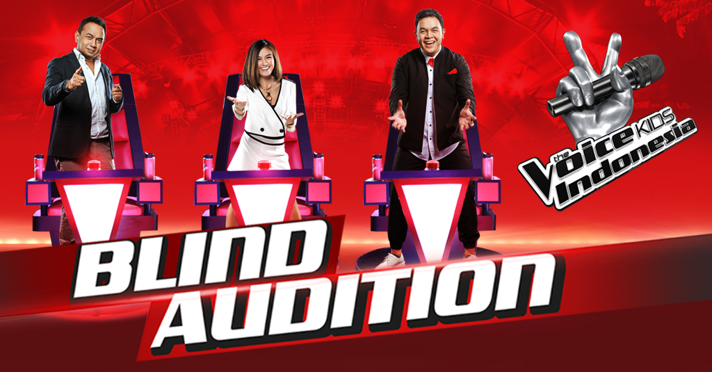Kumpulan Lagu The Voice Kids Indonesia The Blind Audition Eps. 7 Oktober 2016