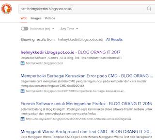 Cara Mudah Ping Sitemap ke Webmaster