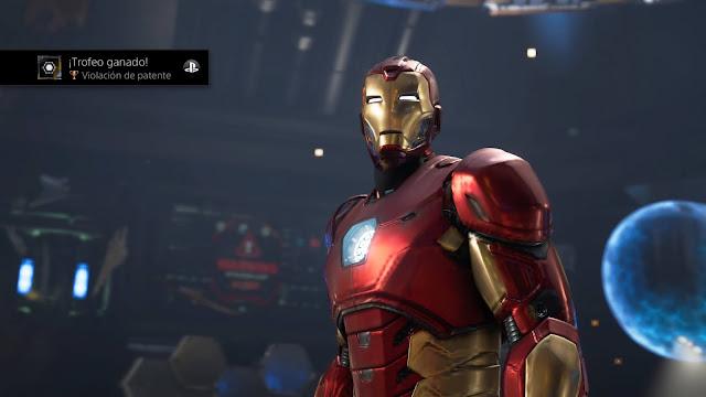 Marvel's Avengers - texturas