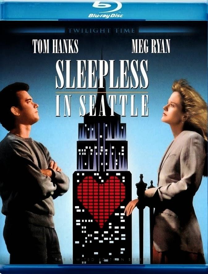 Sleepless In Seattle Blu Ray Tristar 1993 Twilight Time