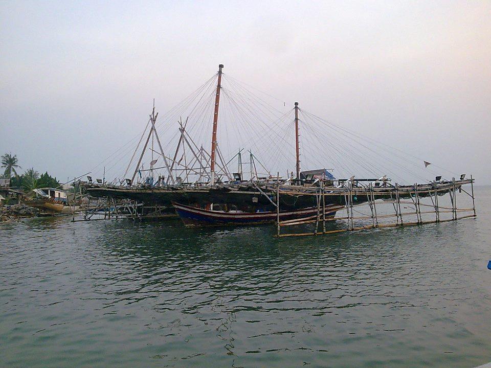 IKAN HASIL TANGKAPAN NELAYAN PULAU LANCANG ~ Pulau Lancang
