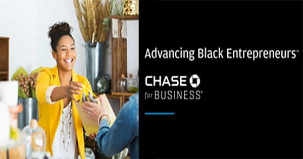 Advancing Black Entrepreneurs by Chase for Business
