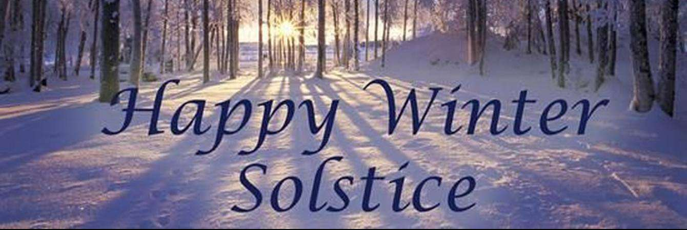 Winter Solstice Wishes Unique Image