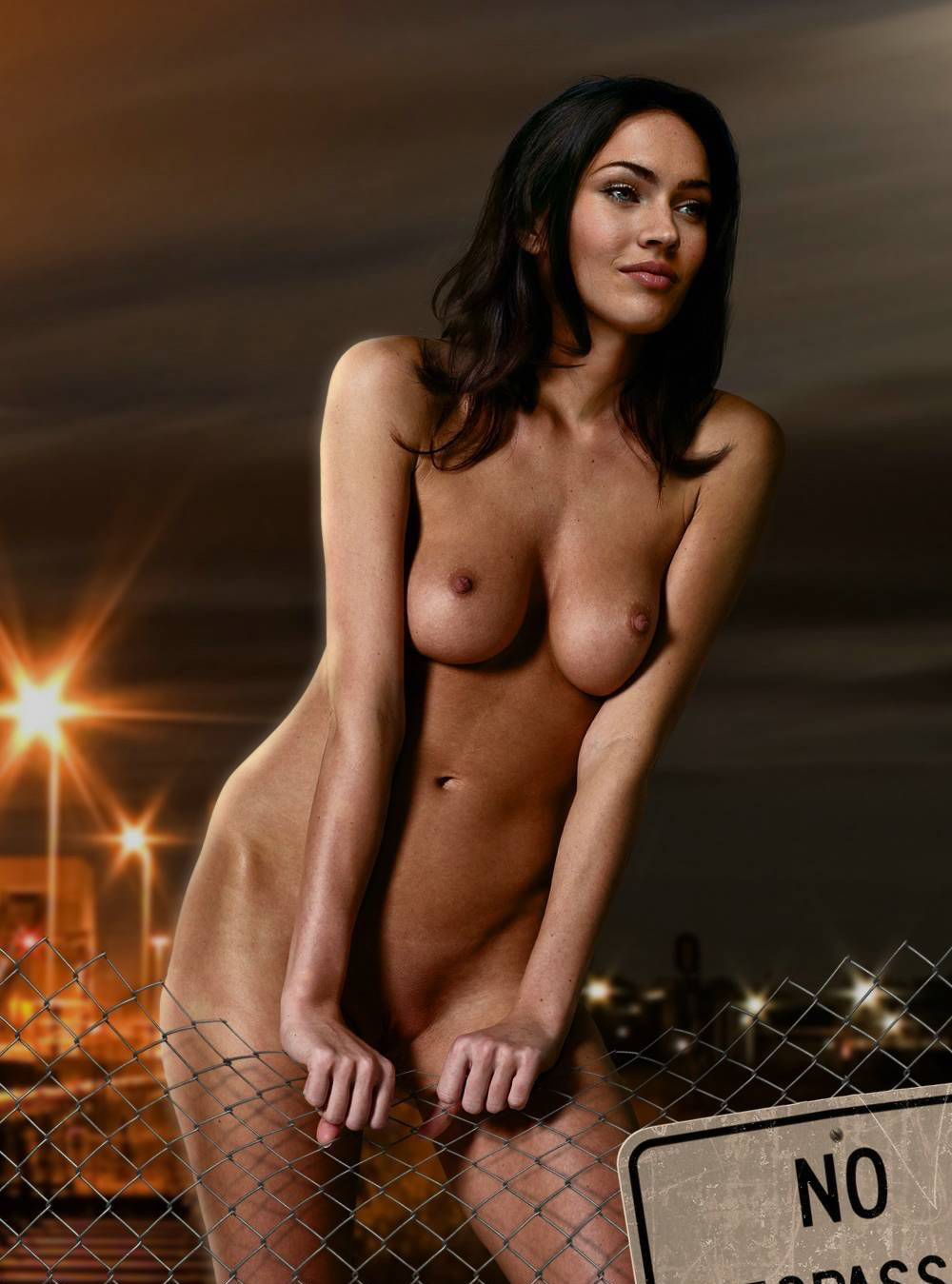 Megan Fox Nude Photoshoot