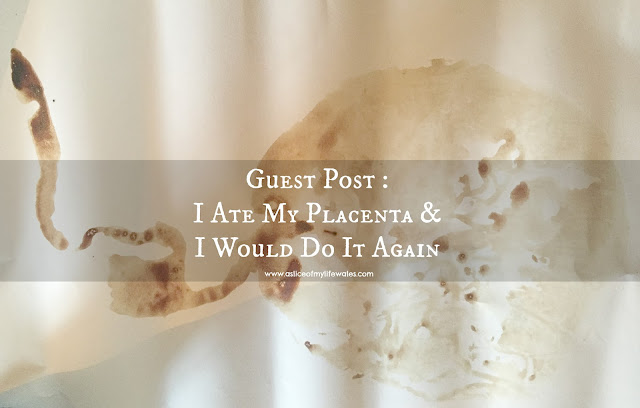 I ate my placenta and i would do it again - blog post about eating placenta in the form of tablets