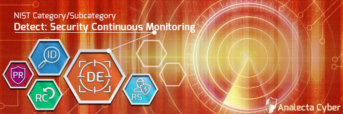 Analecta LLC banner graphic - Using Network Monitoring to Identify Potential Security Threats