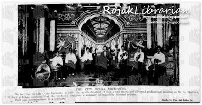 The City Opera Orchestra