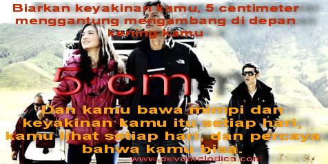 Iccank Kamsya Blog The Hobbits 5 Cm Ainun Habibie