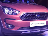 Ford Freestyle 2018 Audi