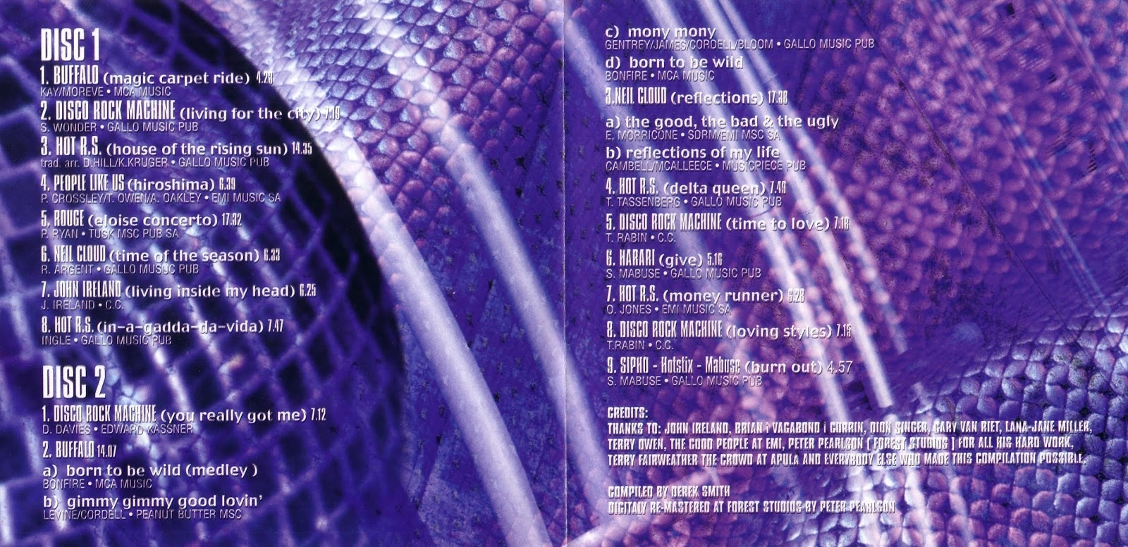 RETRO DISCO HI-NRG: DISCO Fever - Various Artists 2CD