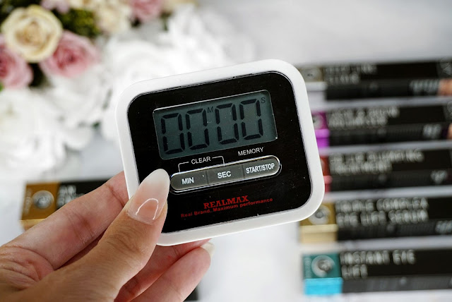 My Instant Effects timer