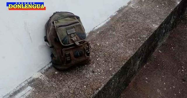 Encontraron dos cabezas humanas dentro de una mochila en el estado Bolívar