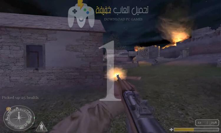 تحميل جميع اجزاء لعبة Call of Duty للكمبيوتر 1