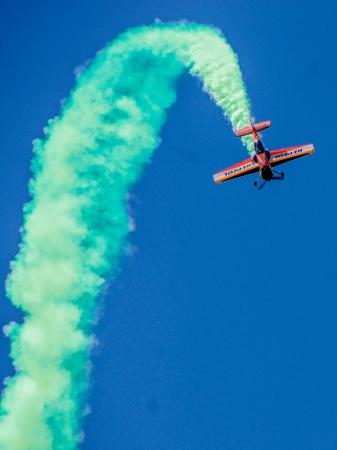 Gaudint de la destresa de volar (Marc Valero Liutsko)