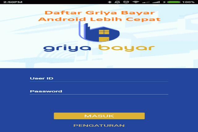 Daftar Griya Bayar Android Lebih Cepat