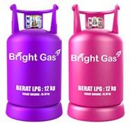 Tabung Bright Gas 12 Kg