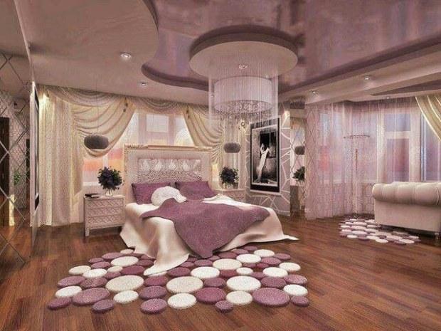 Dormitorios Elegantes De Ensueno Ideas Para Decorar Dormitorios - Habitaciones-de-ensueo