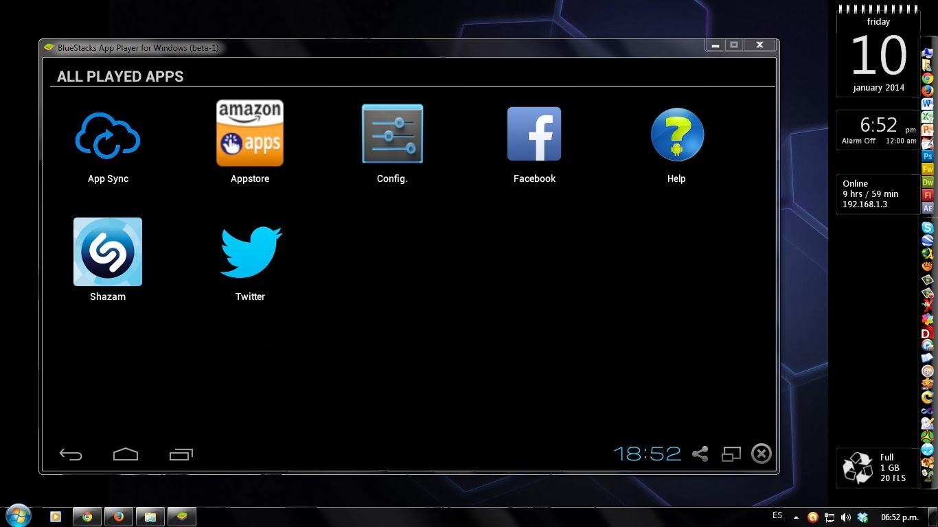 WindowsAndroid 4.0.3 - Descargar