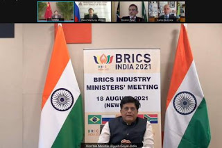 5th BRICS Industry Ministers Meeting