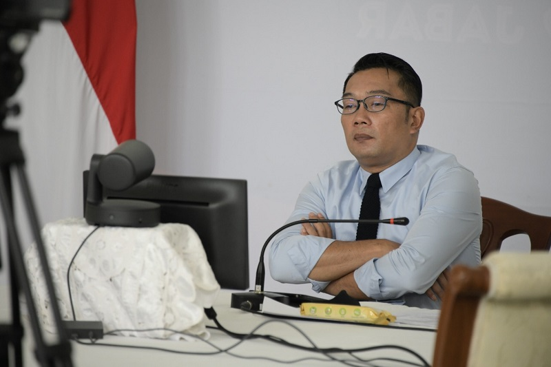 Gubernur Ridwan Kamil Catat Poin Penting Musrenbangnas