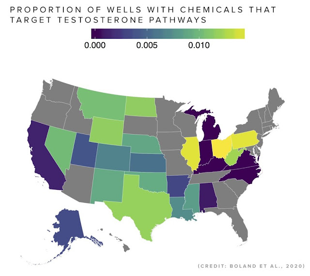 Is your drinking water toxic map