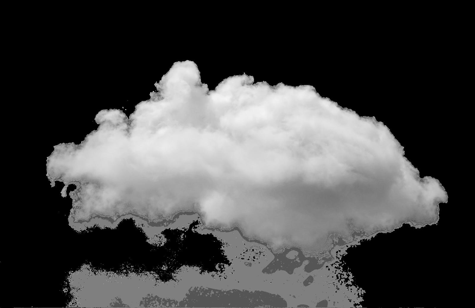 : What if I were a cloud?