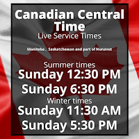 Canadian Central Time