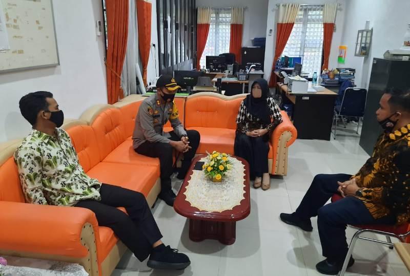 Polres Bintan Siap Pengamanan KPU 24 Jam