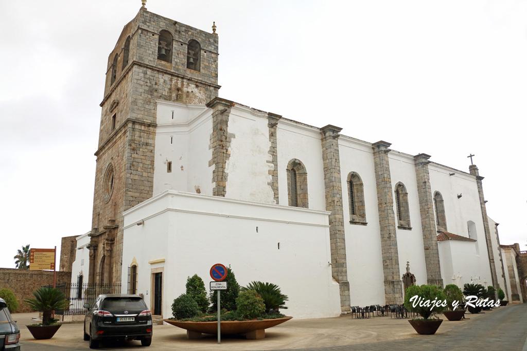 Iglesia de Santa María del Castillo, Olivenza