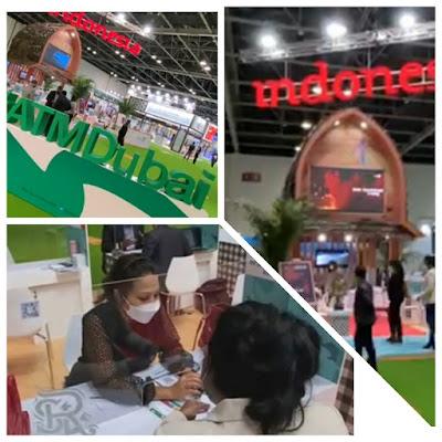 Identitas Budaya Lombok Tetap Dominan di Arabian Travel Mart