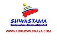 Loker Sukoharjo Export Marketing, Pembelian dan Quality di PT Suwastama Tumbuemas Sejahtera