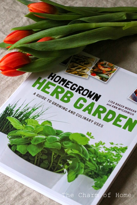 Home Grown Herb Garden: The Charm of Home