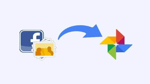 طريقة نقل كل الصور والفيديوهات من حساب الفيسبوك إلى تطبيق صور جوجل - علم الكل