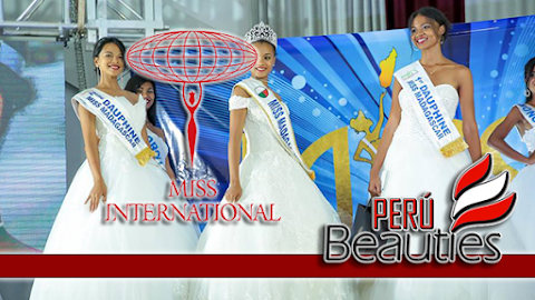 Honnella Razanadrabe es Miss International Madagascar 2019