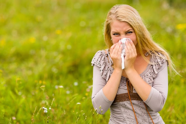 Allergies - Watch out for the danger of allergies to your health