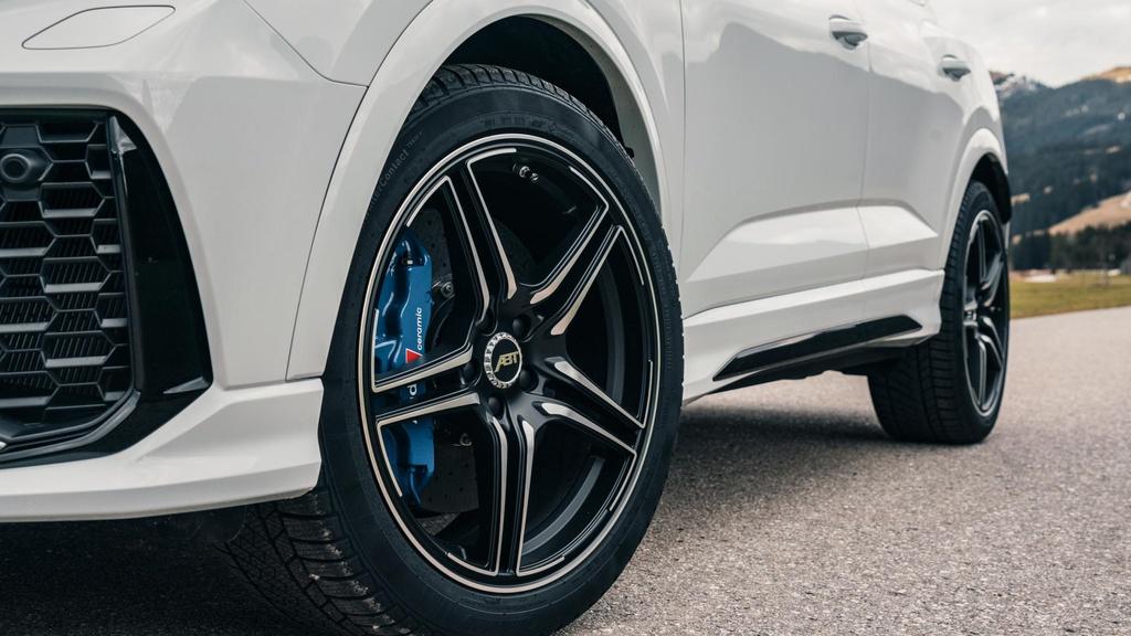 Audi RS Q3 độ tăng công suất, mạnh ngang Porsche 911 Carrera