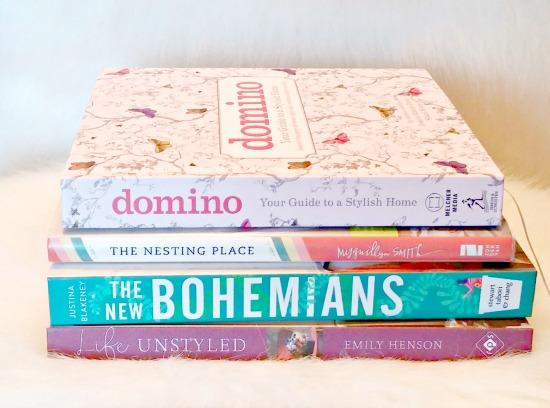 Books for those who love Bohemian decor
