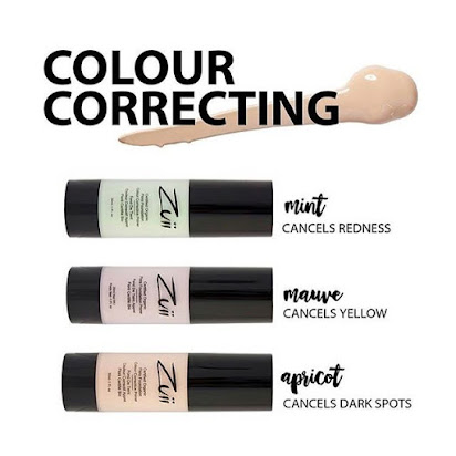 Colour Correcting