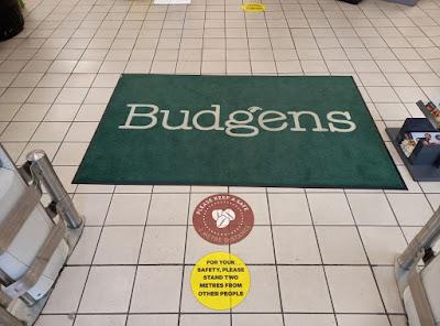 Budgens in Sheffield