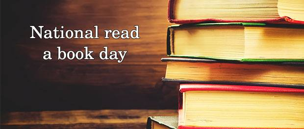 national read a book day