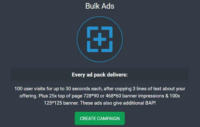 buy ptcshare bulk ads to earn money and get leads