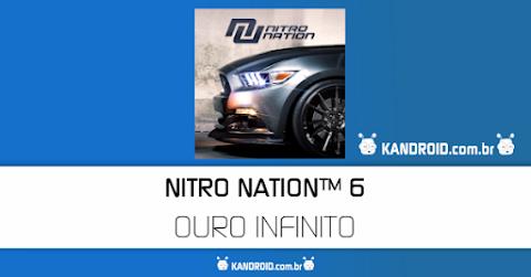 NITRO NATION™ 6 v6.4.8 APK MOD (Ouro Infinito)